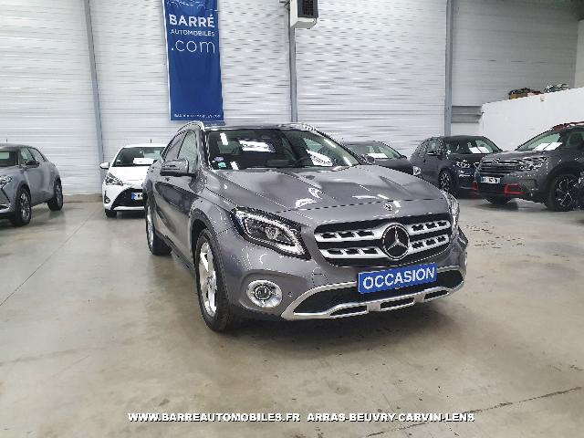 Véhicule occasion - MERCEDES - GLA