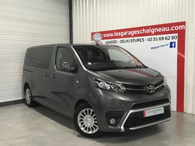 Véhicule occasion - TOYOTA - PROACE
