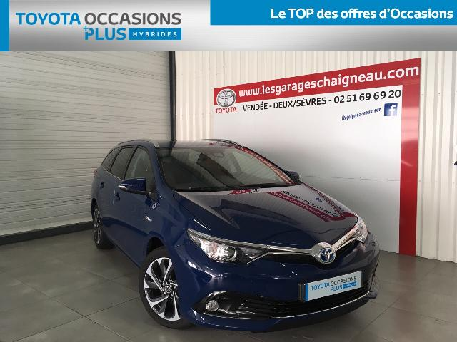 Véhicule occasion - TOYOTA - AURIS TS