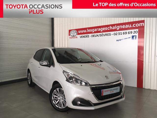 Véhicule occasion - PEUGEOT - 208.