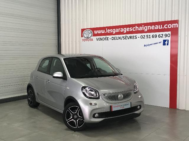 Véhicule occasion - SMART - FORFOUR