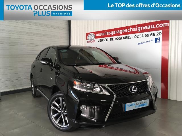 Véhicule occasion - LEXUS - RX 450H