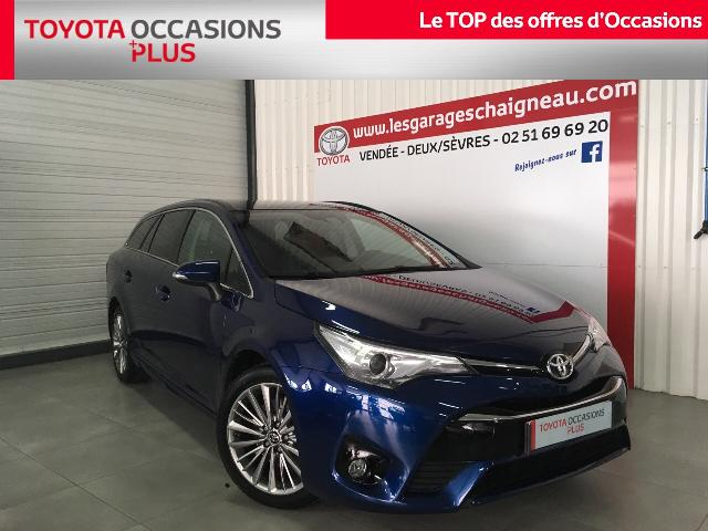 Véhicule occasion - TOYOTA - AVENSIS TS