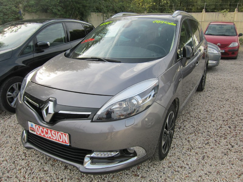 Véhicule occasion - RENAULT - Grand Scenic