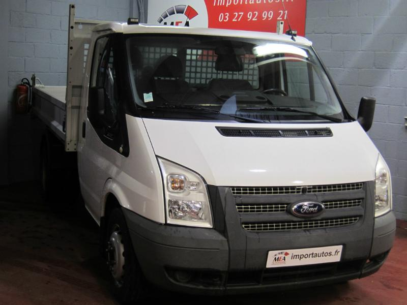 Véhicule occasion - FORD - Transit CCb