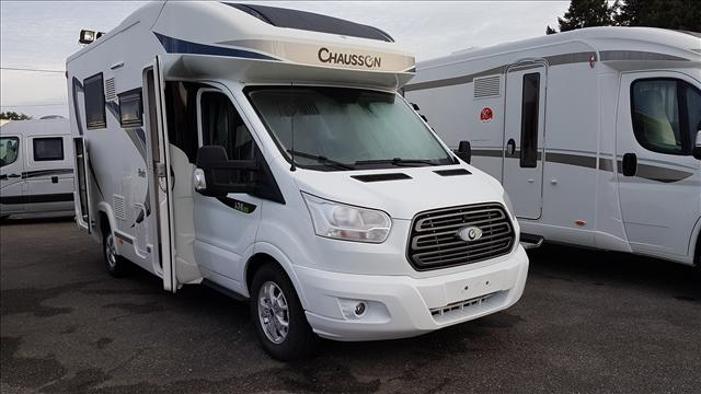 Véhicule neuf - CHAUSSON - 638 EB FLASH