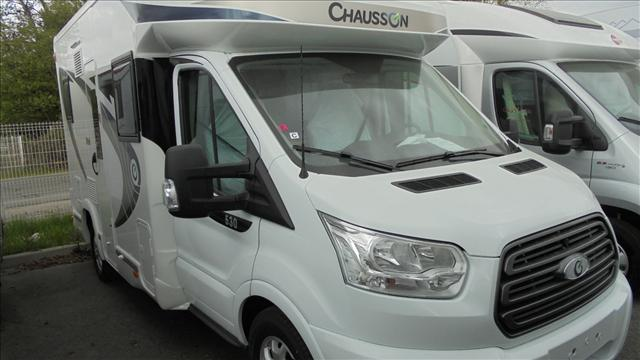 Véhicule neuf - CHAUSSON - 530FLASH