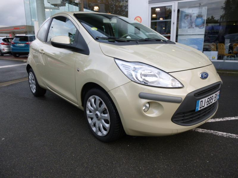 Véhicule occasion - FORD - Ka