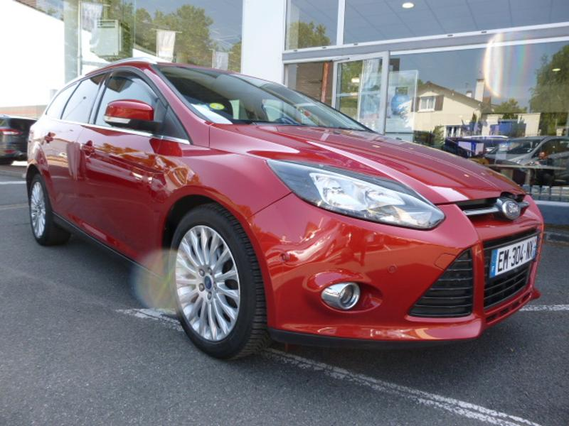 Véhicule occasion - FORD - Focus SW
