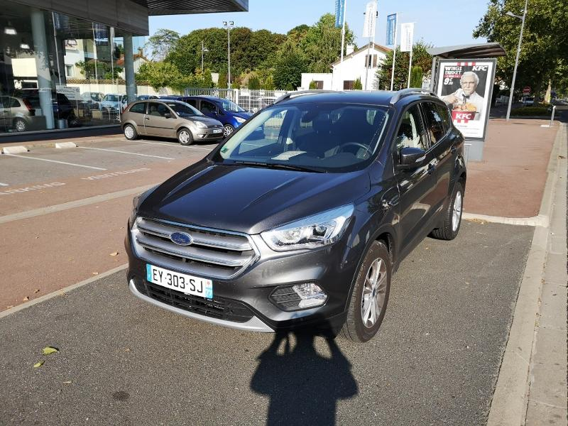 Véhicule occasion - FORD - Ford Kuga 1.5 TDCi 120 ch S&S PowerShift 4x2 TITANIUM