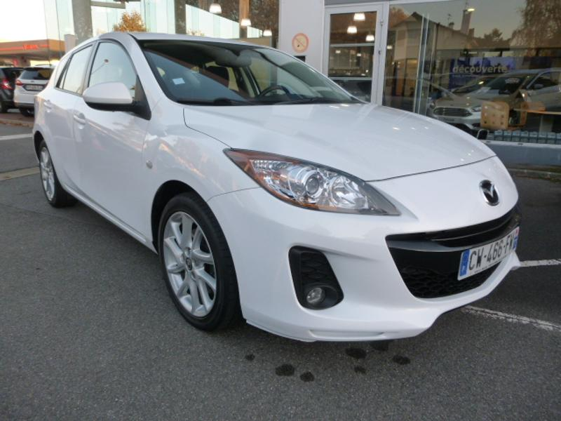 Véhicule occasion - MAZDA - Mazda 3