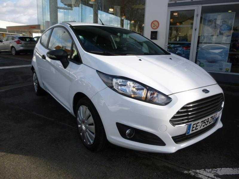 Véhicule occasion - FORD - Fiesta Affaires