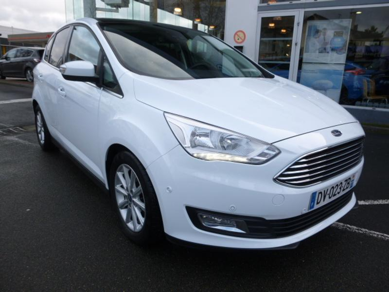 Véhicule occasion - FORD - C-MAX
