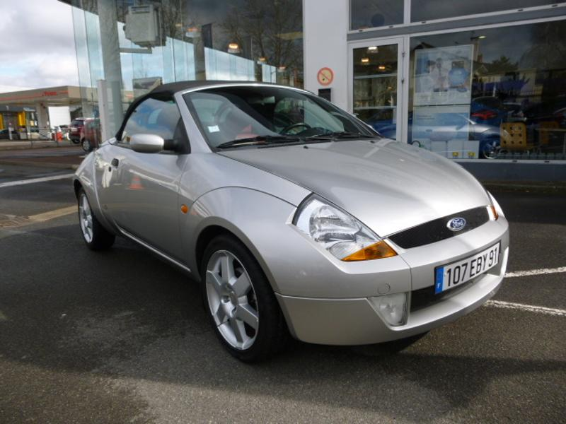 Véhicule occasion - FORD - Streetka