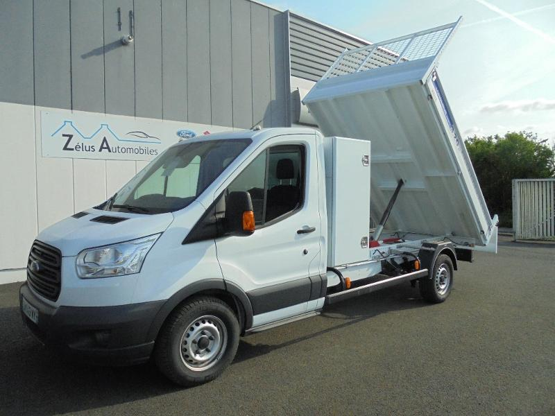 Véhicule occasion - FORD - Transit 2T CCb