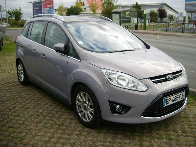 Véhicule occasion - FORD - Grand C-Max