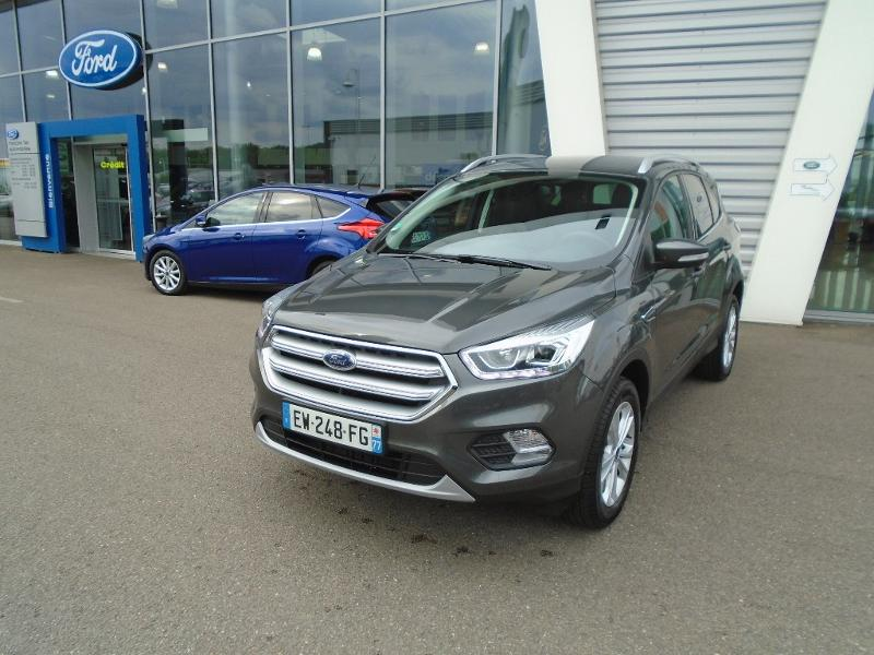 Véhicule occasion - FORD - Kuga