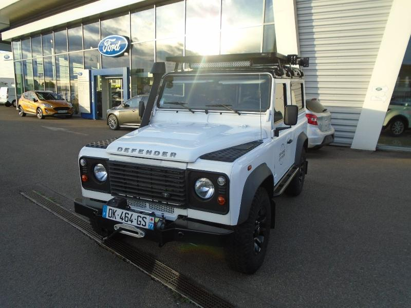 Véhicule occasion - LAND-ROVER - Defender